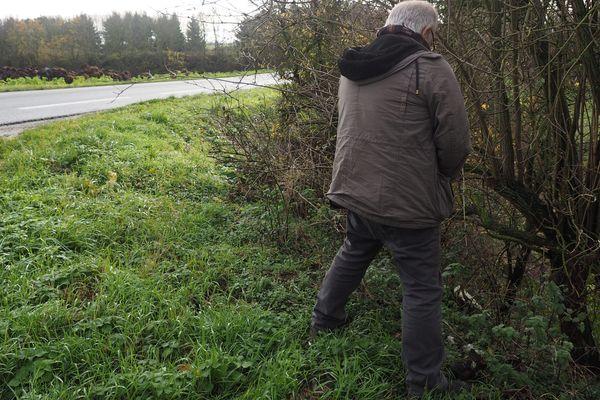 Faire pipi près d'un champ peut coûter cher à Prudemanche en Eure-et-Loir (Image d'illustration)