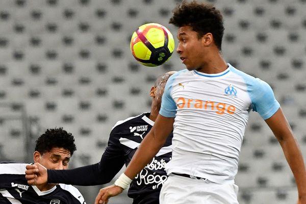 À 19 ans, Boubacar Kamara (OM) a inscrit son premier but en Ligue 1