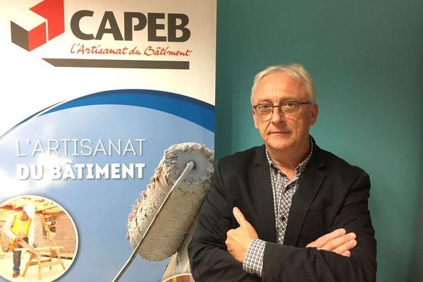 Le Président de la CAPEB 24 se réjouit de la poursuite d'activité dans son secteur, mais appelle à la prudence des professionnels