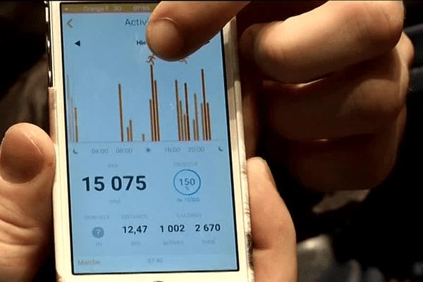 Les applis santé sur les smartphones se multiplient