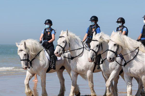 La garde Terres & Mers de Calais
