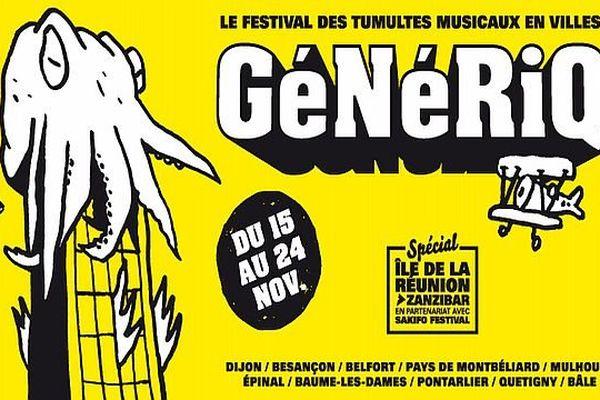 GéNéRiQ, le festival des tumultes musicaux en villes