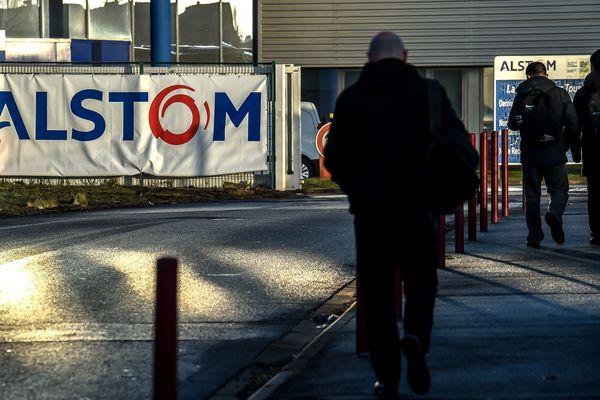 Le site d'Alstom à Ornans (Doubs) a déjà été sollicité dans la construction de 79 trains pour NS en 2016.