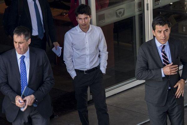 Nicolas Zepeda garde le silence depuis le début de cette affaire judiciaire hors norme.
