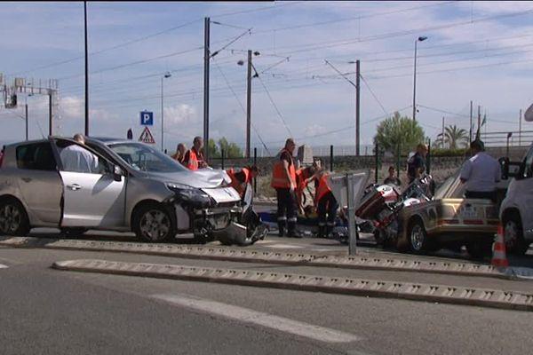 19 personnes sont mortes sur les routes des Alpes-Maritimes depuis le début de l'année 2018.