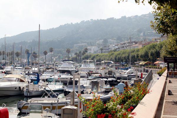 Le port de plaisance Camille Rayon est géré par la Société du Nouveau Port de Vallauris Golfe-Juan jusqu'en 2024.