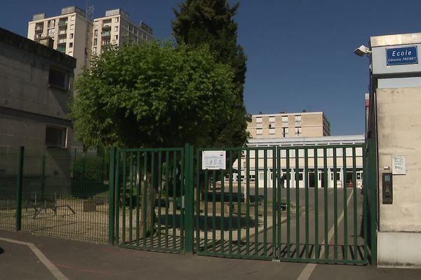 École Célestin-Freinet à Soyaux
