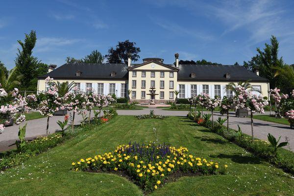 L'orangerie où Strasbourg organisait des fêtes pour l'impératrice Joséphine pendant la campagne d'Austerlitz