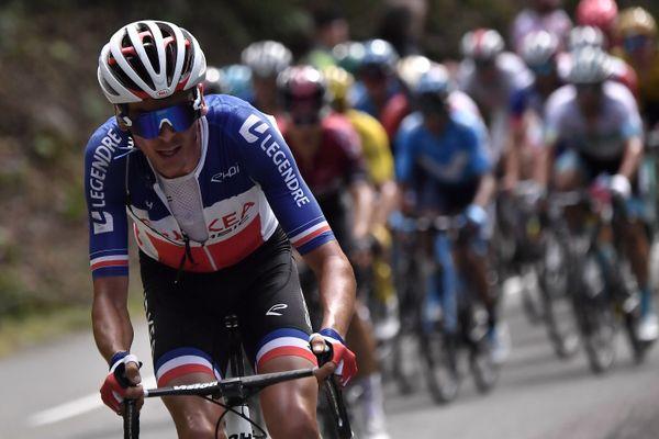 Warren Barguil pourrait de nouveau savourer le charme d'un Tour de France à domicile