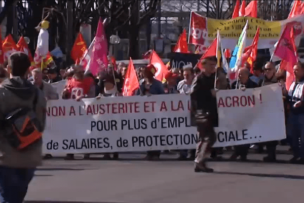 A Lyon, 7 000 manifestants selon les organisateurs