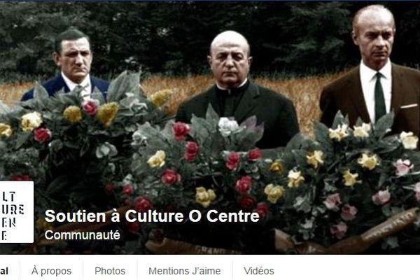 Lancé le 12 février, plus de 1700 personnes ont déjà témoigné leur soutien à Culture O Centre sur Facebook
