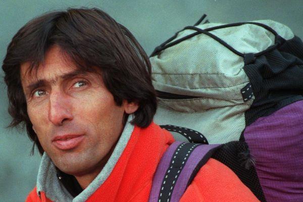 Patrick Berhault le 23 septembre 1999