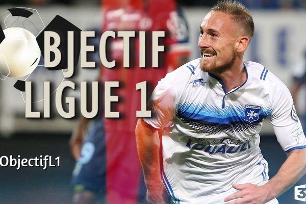 Gaëtan Courtet sera l'invité de l'émission Objectif Ligue 1, mercredi 17 février 2016.