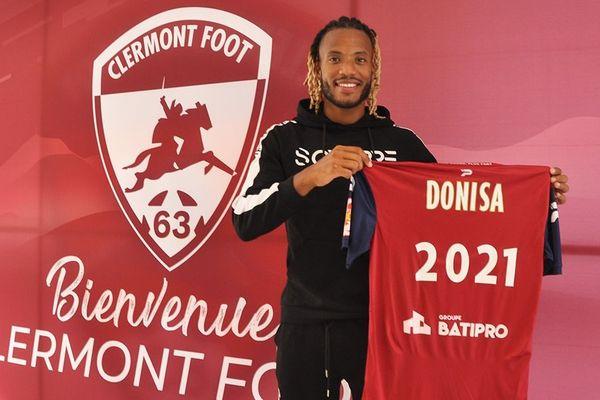La signature de Julio Donisa a été officialisée le 5 août. Le joueur de 25 ans, vienra renforcer l'attaque du Clermont-Foot. Il a d'ailleurs été élu révélation du championnat de Nationale lors de la saison 2017-2018.