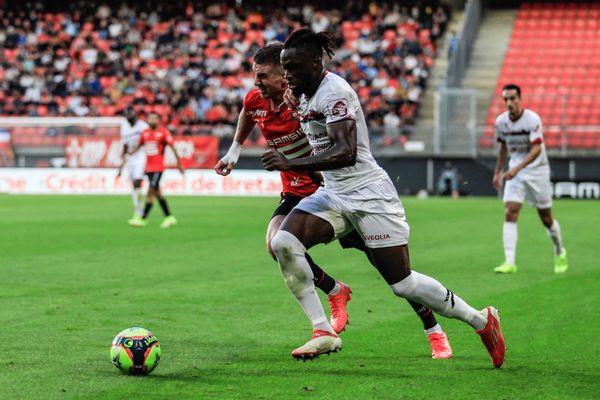 Le Stade Rennais face à Clermont