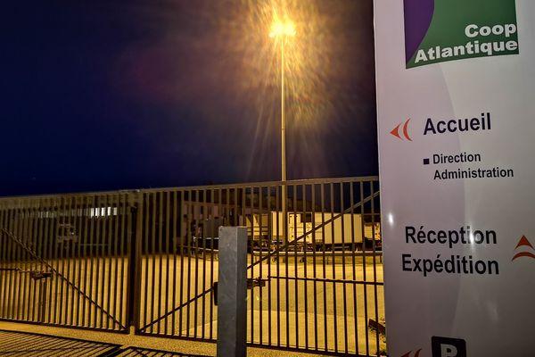 Le site Coop Atlantique de Condat-sur-Vienne devrait fermer ses portes. 58 emplois sont en jeu.