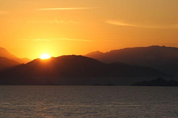 La Corse du Sud a été placée mardi 31 juillet 2018 en vigilance orange en raison de la canicule.