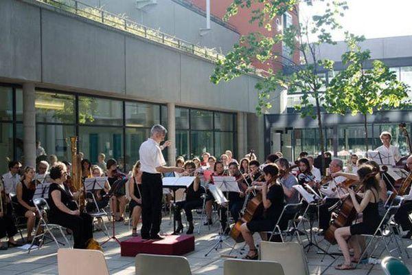 Orchestre des Hospices Civils de Lyon - HFME en juin 2015