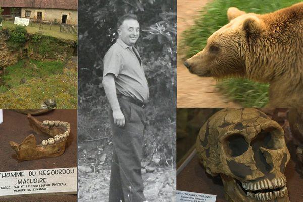 L'opiniâtreté de Roger Constant a permis la découverte d'un des plus anciens squelette de Neandertal d'Europe