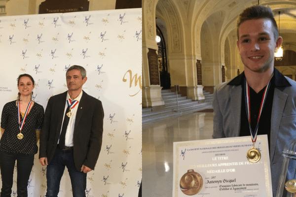 Meilleur apprenti de France : les normands se distinguent