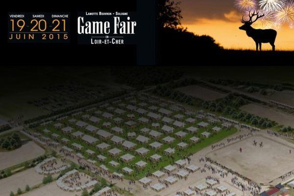 Le Game Fair 2015 se déroulera à Lamotte-Beuvron