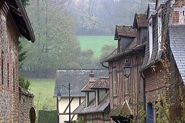 Lyons-la-Forêt est l'un des plus beaux villages de France.