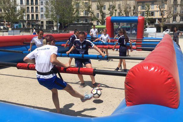 La région Auvergne-Rhône-Alpes compte 23500 joueuses dont 1350 licenciées en Haute-Loire.