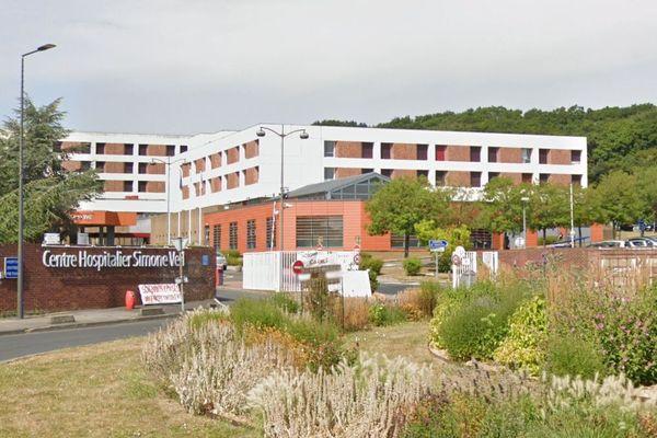 Parmi les 70 hôpitaux activés par le ministère de la Santé pour accueillir d'éventuels malades du Coronavirus, le centre hospitalier Simone Veil de Beauvais.