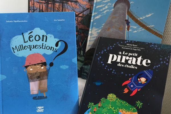 4 aventures de pirates