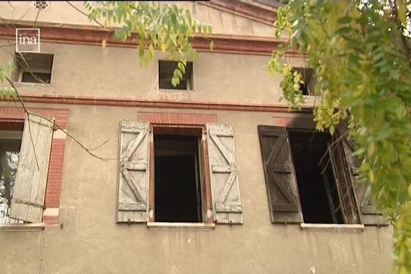 C'est dans cette propriété qu'une étudiante, voisine de l'accusé, avait trouvé la mort.
