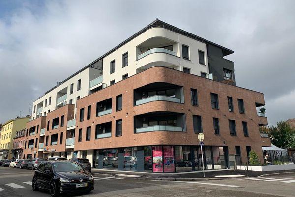 """Il s'agit du premier bâtiment résidentiel à posséder une """"façade dépolluante"""" en France."""