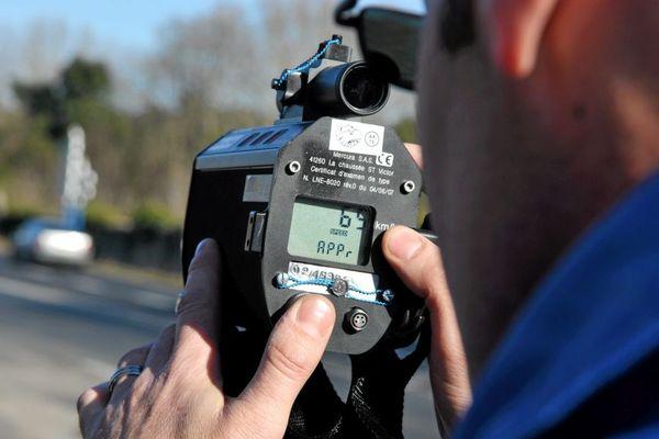 Deux conducteurs ont été contrôlés à 220 km/h et 215 km/h pendant le Tour de Corse.