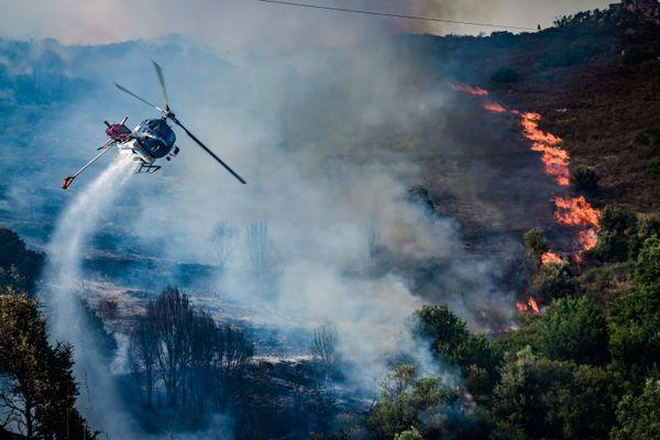 Plusieurs secouristes ont perdu la vie dans des interventions pour des incendies en Corse au cours des cinquante dernières années.