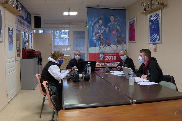 La JA Isle handball attend des réponses de sa fédération.