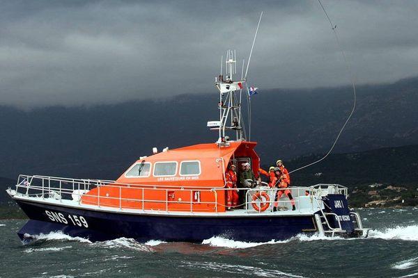 ILLUSTRATION- Les sauveteurs en mer n'ont pu que constater le décès du baigneur.