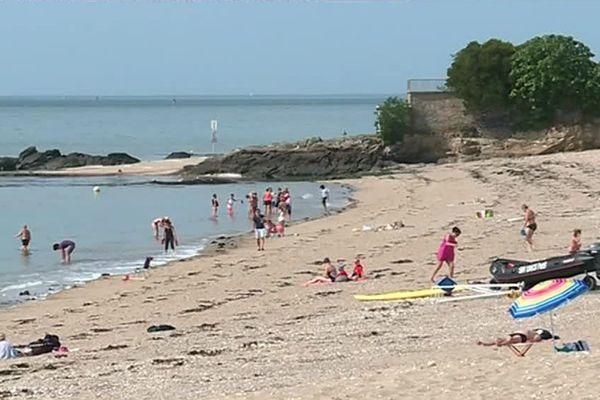 La plage, Saint-Nazaire