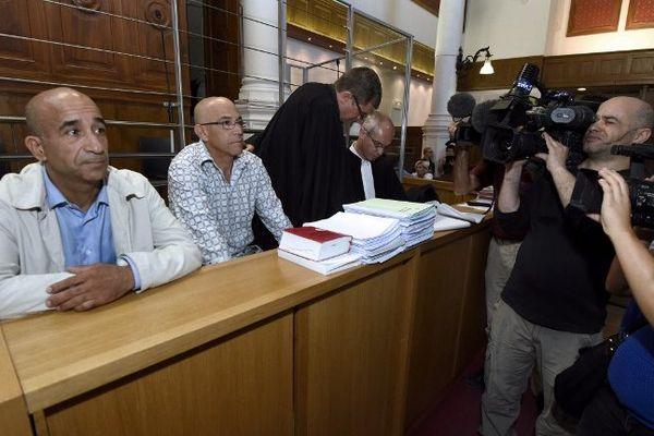 A l'ouverture du procès devant les assises du Gard