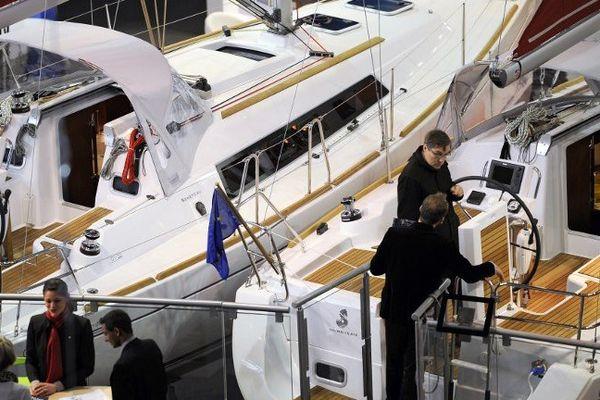 Le salon nautique de Paris, le rendez-vous annuel de tous les passionnés de la mer