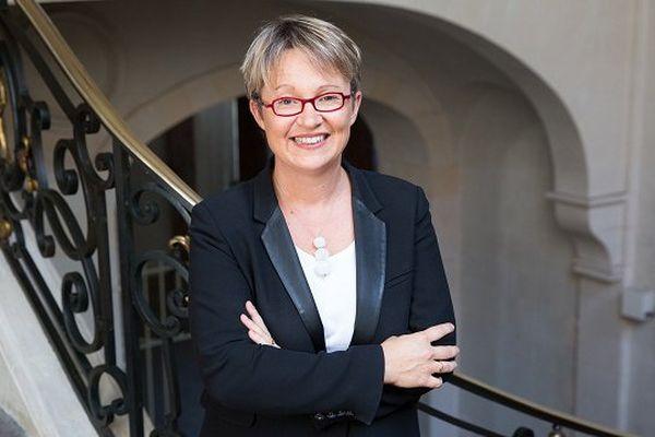 Nathalie Appéré, députée-maire de Rennes