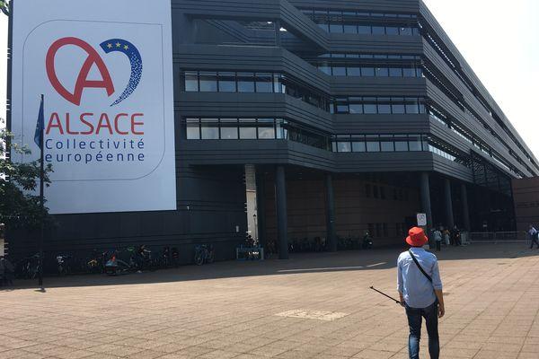 L'hôtel du département, qui accueillait le siège du département du Bas-Rhin, est devenu l'hôtel d'Alsace. C'est le siège (provisoire) de la Collectivité européenne d'Alsace (CEA).