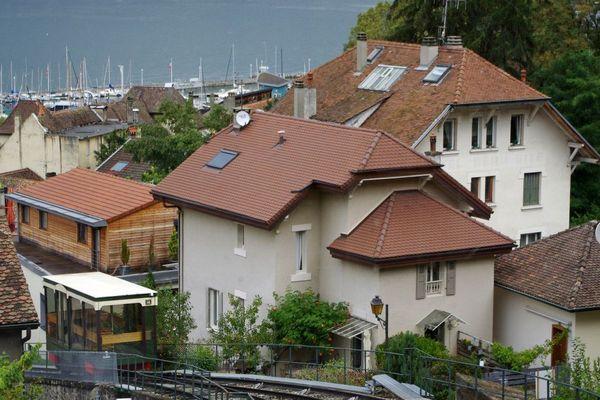 La ville de Thonon-les-Bains, au bord du lac Léman, est notamment concernée par le dispositif.