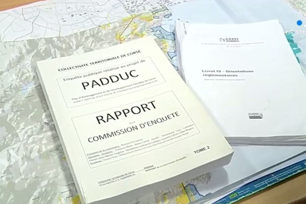 Depuis 2015, autorités locales et défenseurs du PADDUC s'opposent sur le PLU