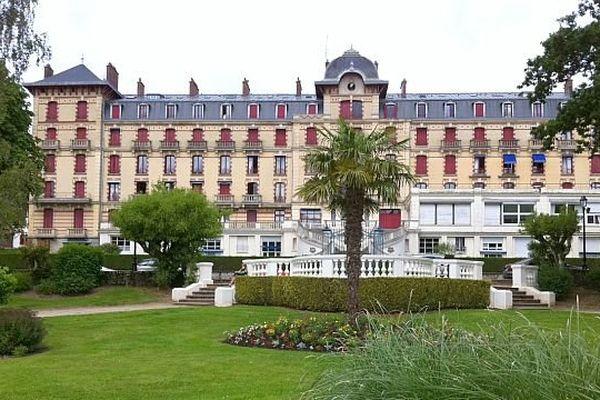 Le grand hôtel de Bagnoles-de-l'Orne