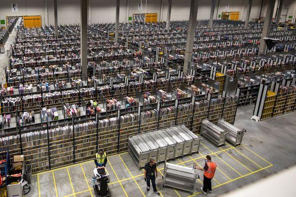 Amazon Lauwin-Planque en novembre 2014