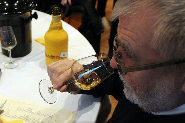 19eme Percée du vin jaune à Montigny-les-Arsures