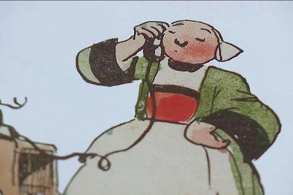 Née il y a 113 ans, Bécassine est la première héroïne de l'histoire de la bande dessinée.