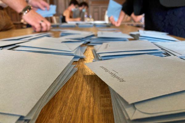 Élections départementales 2021,image d'illustration