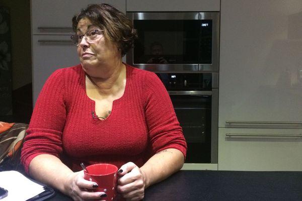 Joëlle Delclos, retraitée de la fonction publique hospitalière.