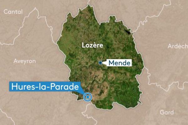 Hures-la-Parade (Lozère)