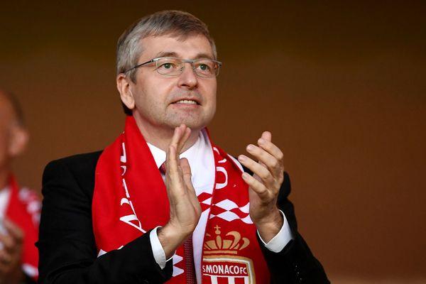 Le président de l'AS Monaco, Dmitri Rybolovlev.